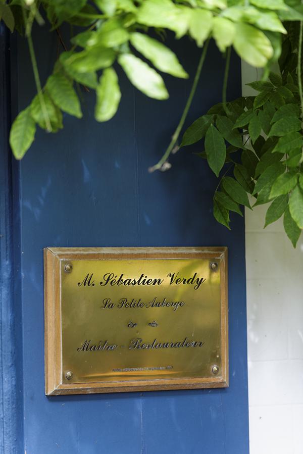 La Petite Auberge terrasse maître restaurateur
